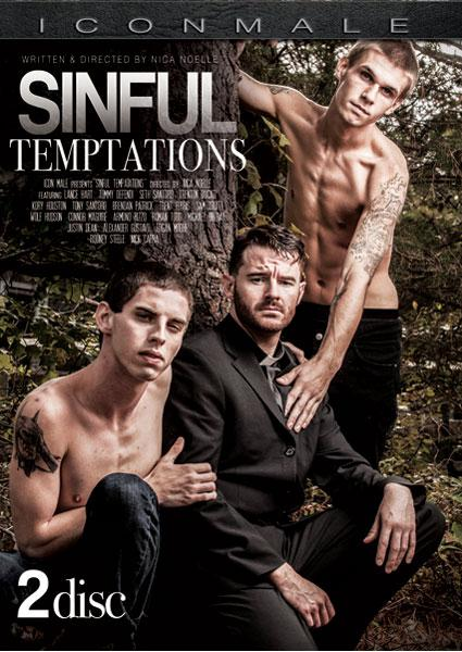 Sinful Temptations (Disc 1) Box Cover