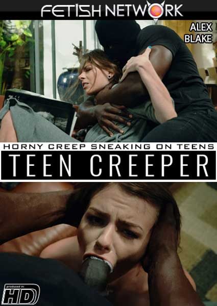 Teen Creeper - Alex Blake Box Cover