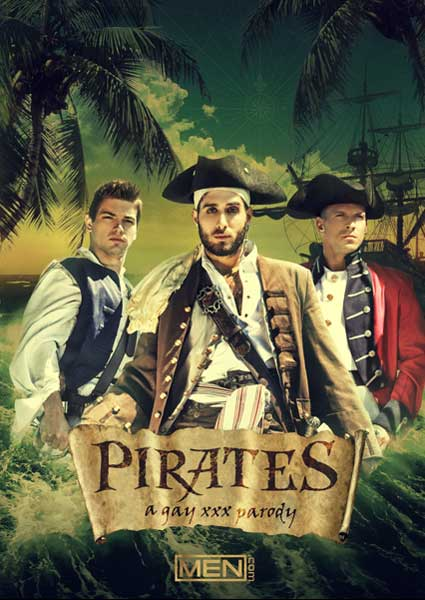 Pirates: A XXX Gay Parody Box Cover