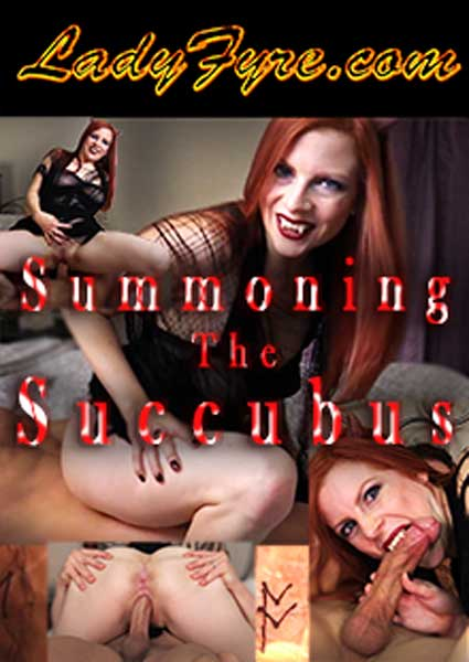 Summoning The Succubus Box Cover