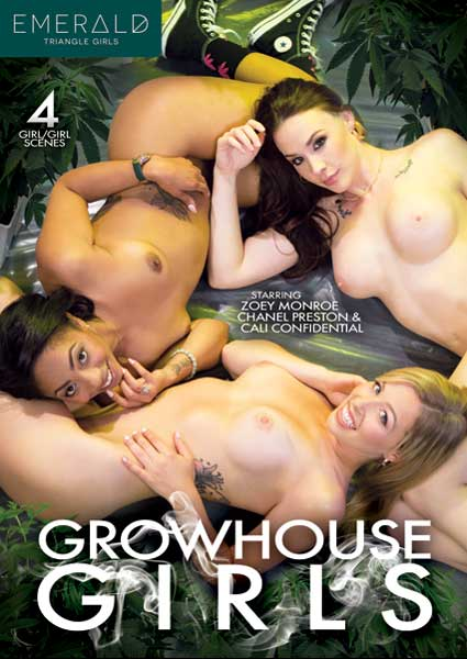 Growhouse Girls Box Cover