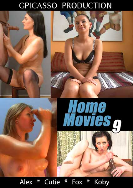 Home Movies 9 Box Cover