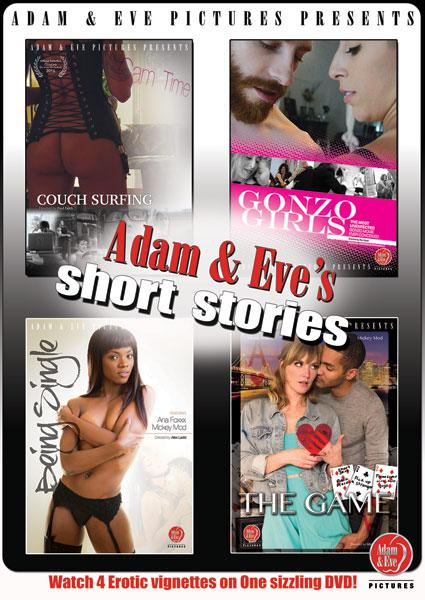 Adam & Eve's Short Stories Box Cover