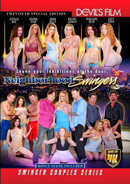 Neighborhood Swingers 20 Box Cover