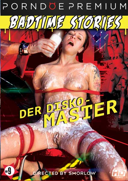 The Disco Master Box Cover