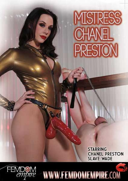 Mistress Chanel Preston Box Cover