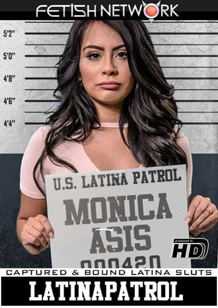 Latina Patrol - Monica Asis Box Cover
