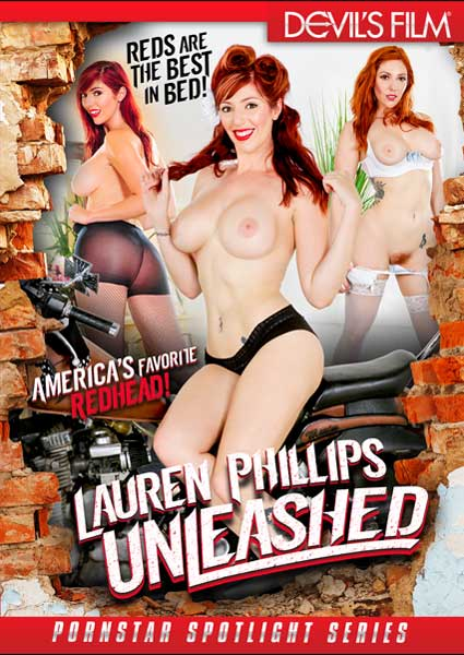 Lauren Phillips Unleashed Box Cover