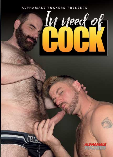 In Need Of Cock Box Cover