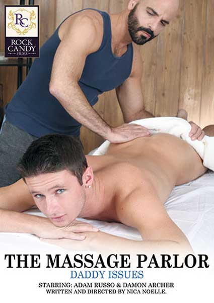 The Massage Parlor Episode 3 - Daddy Issues Box Cover