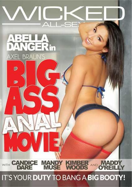 Axel Braun's Big Ass Anal Movie Box Cover