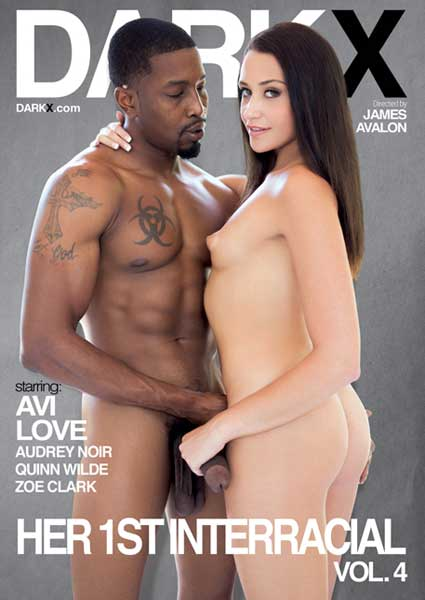 Her 1st Interracial Vol. 4 Box Cover - Login to see Back