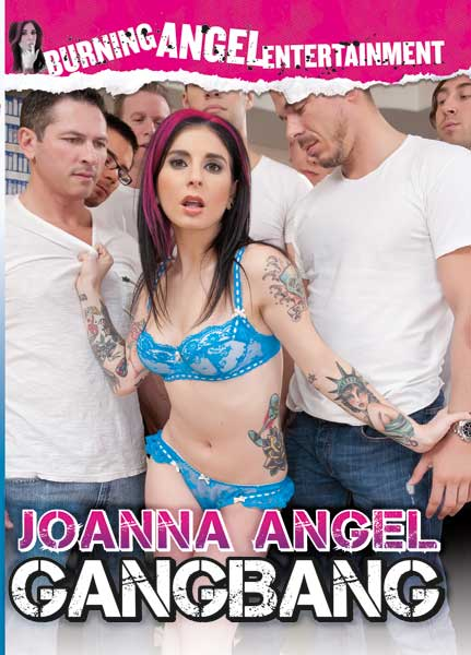 Joanna Angel Gangbang Box Cover