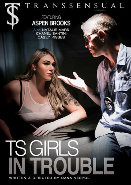 TS Girls In Trouble Box Cover