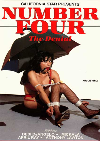 Prisoner Series Number Four - The Denial Box Cover