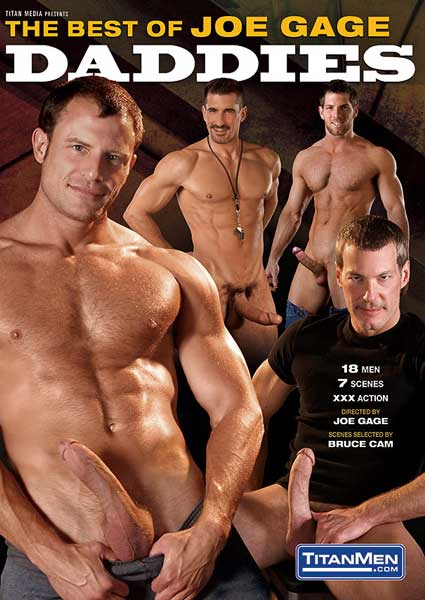 The Best Of Joe Gage Daddies Box Cover