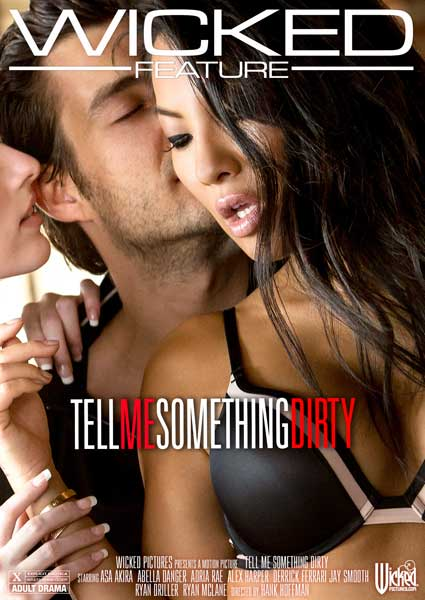 Tell Me Something Dirty Box Cover