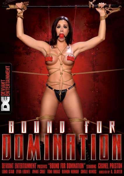 Bound For Domination Box Cover