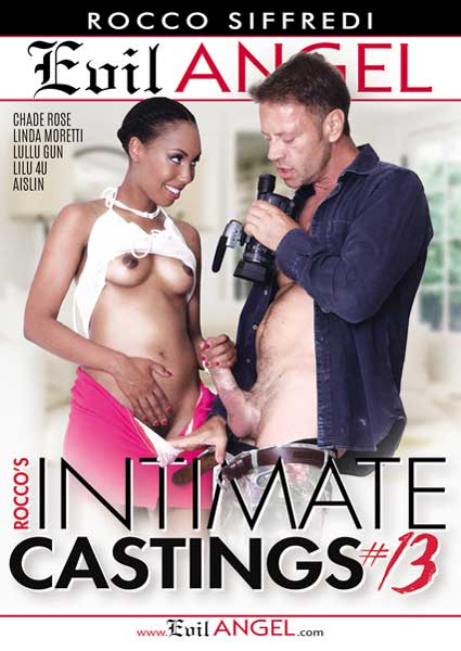 Rocco's Intimate Castings #13 Box Cover - Login to see Back