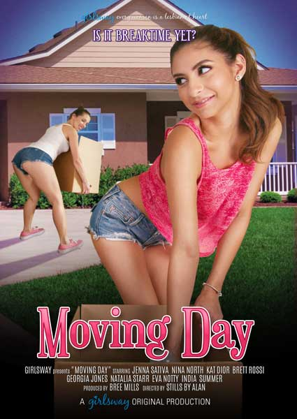 Moving Day Box Cover