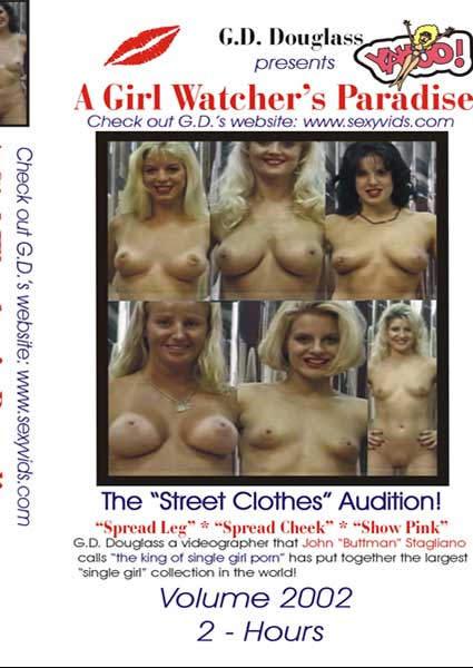 A Girl Watchers Paradise - The \