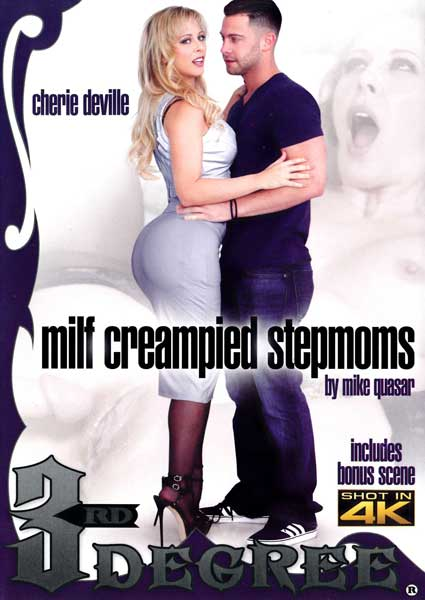 MILF Creampied Stepmoms Box Cover