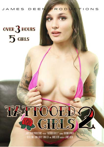 Tattooed Girls 2 Box Cover