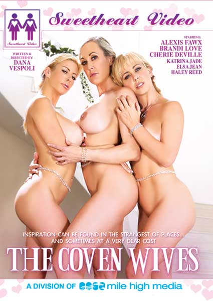 The Coven Wives Box Cover