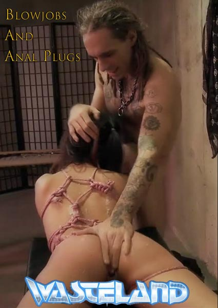 Blowjobs And Anal Plugs Box Cover