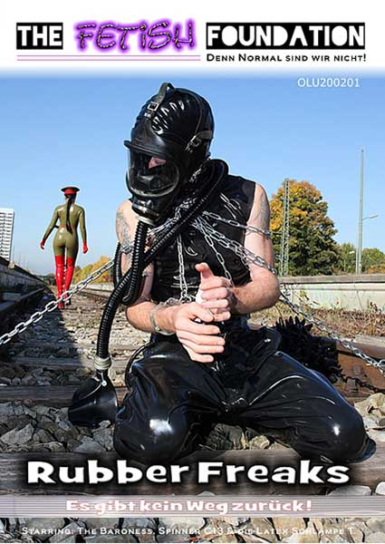Rubber Freaks Box Cover