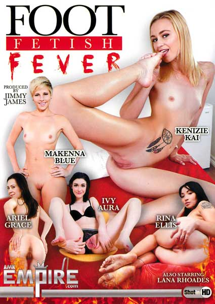 Foot Fetish Fever Box Cover