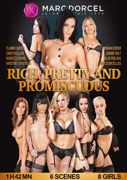Rich, Pretty And Promiscuous (English)