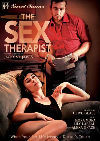 The Sex Therapist Box Cover