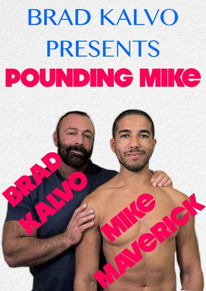 Pounding Mike Box Cover