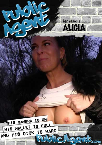 Public Agent Presents - Alicia Box Cover