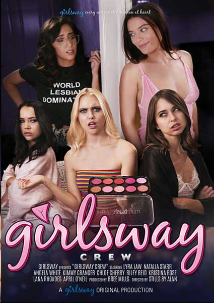 Girlsway Crew Box Cover