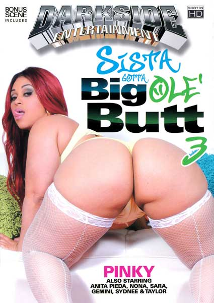 Sista Gotta Big Ole' Butt 3 Box Cover