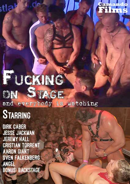 Fucking On Stage Box Cover