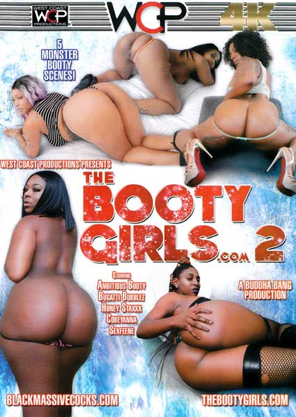 The Booty Girls 2 Box Cover