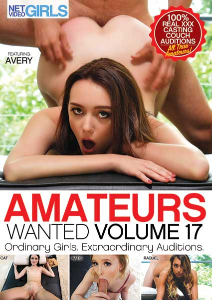 Amateurs Wanted Volume 17 Box Cover