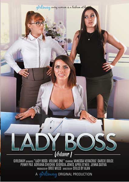 Lady Boss Volume 1 Box Cover