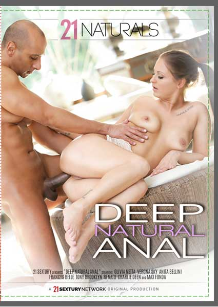 Deep Natural Anal Box Cover