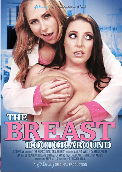 The Breast Doctor Around Box Cover