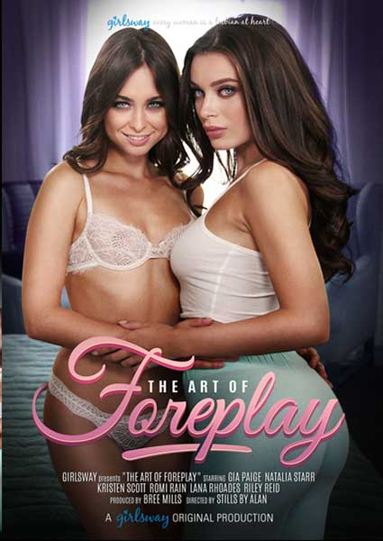 The Art Of Foreplay Box Cover