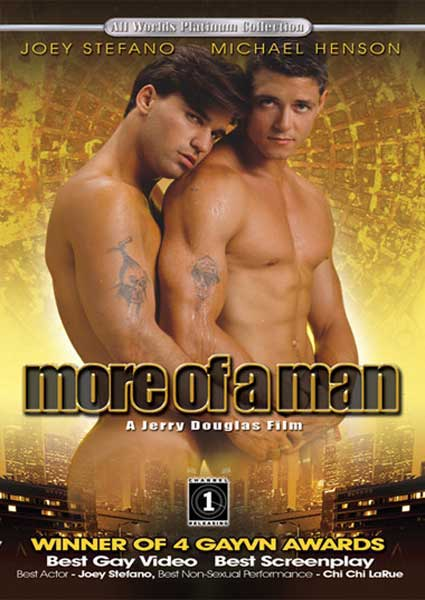 More Of A Man Box Cover