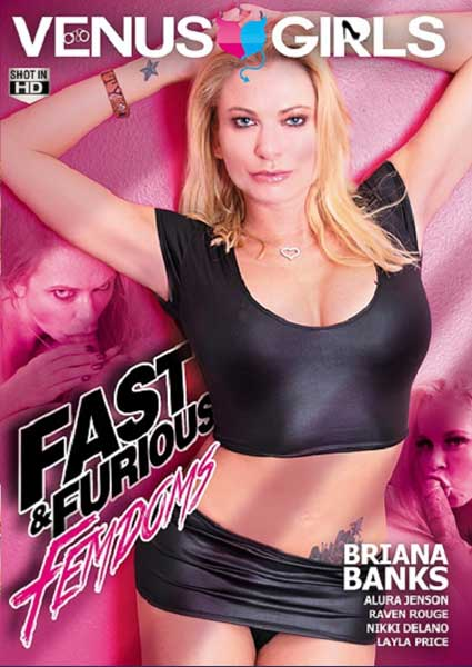 Fast & Furious Femdoms Box Cover