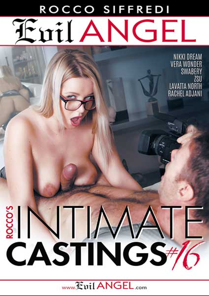 Rocco's Intimate Castings #16 Box Cover