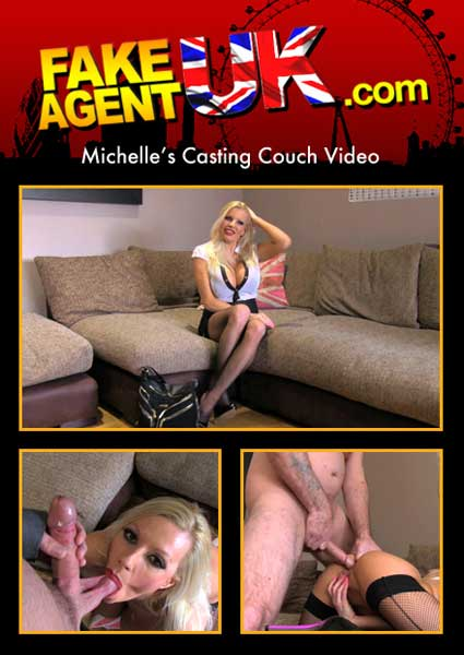 Fake Agent UK Presents - Michelle Box Cover
