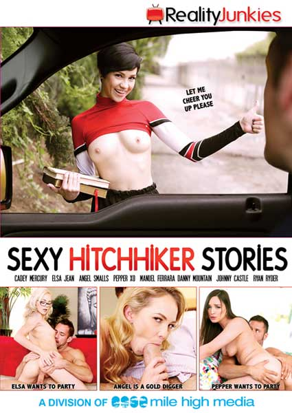 Sexy Hitchhiker Stories Box Cover