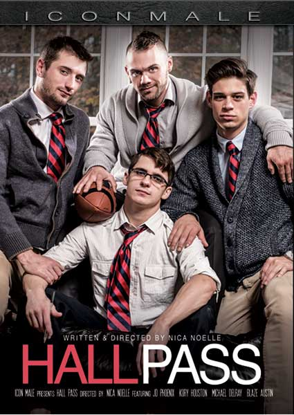 Hall Pass Box Cover
